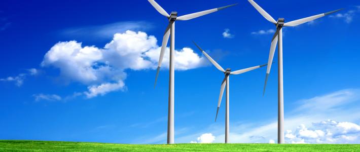 Зеленая энергетика — чистый воздух