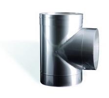 Тройник T 90° ∅300, нерж.сталь